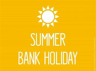 Summer Bank Holiday